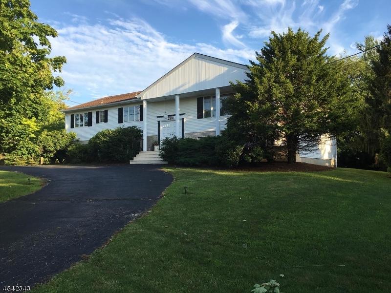 Maison unifamiliale pour l Vente à 286 E Mount Pleasant Avenue Livingston, New Jersey 07039 États-Unis
