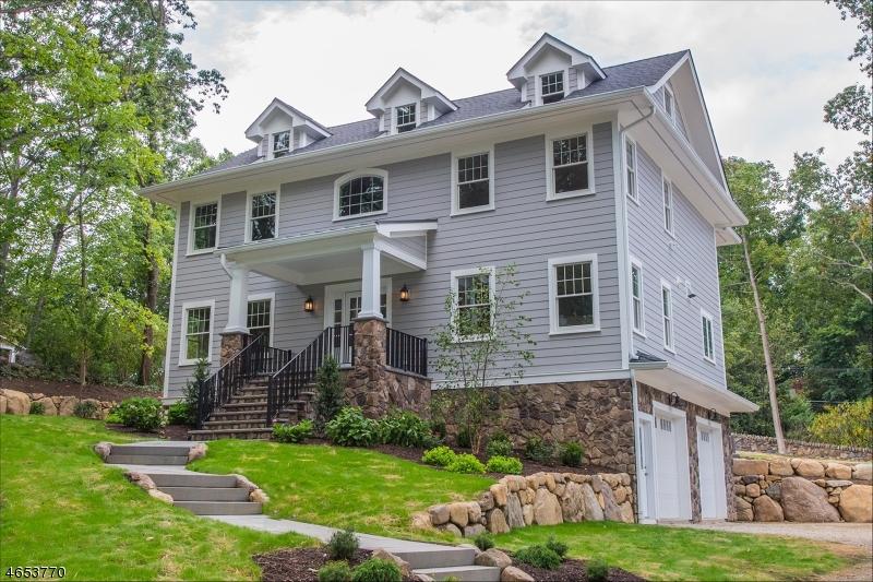 Casa Unifamiliar por un Venta en 35 POLLARD Road Mountain Lakes, Nueva Jersey 07046 Estados Unidos