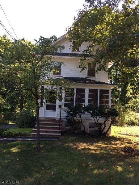 Частный односемейный дом для того Продажа на 18 Fairview Avenue New Providence, 07974 Соединенные Штаты