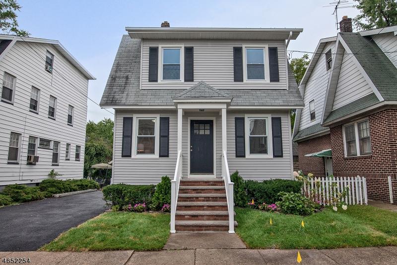 独户住宅 为 销售 在 7 Marion Terrace Maplewood, 新泽西州 07040 美国