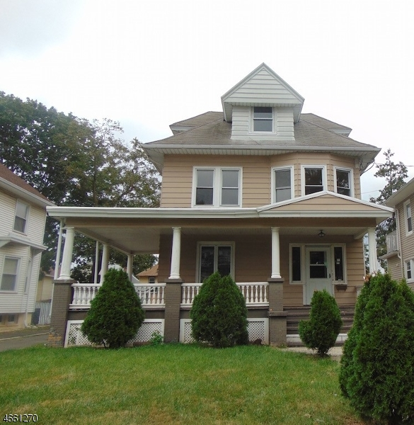 Single Family Home for Sale at 216 Stiles Elizabeth, New Jersey 07208 United States