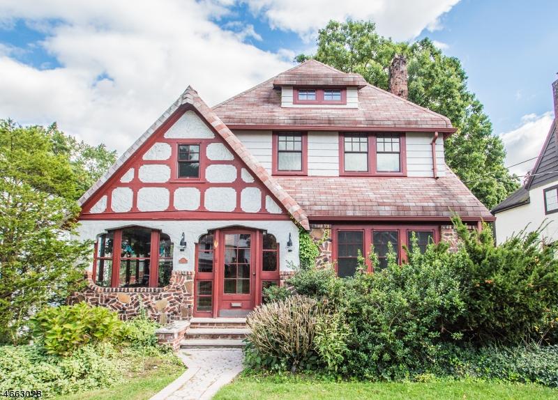 独户住宅 为 销售 在 145 Boulevard 格伦洛克, 07452 美国