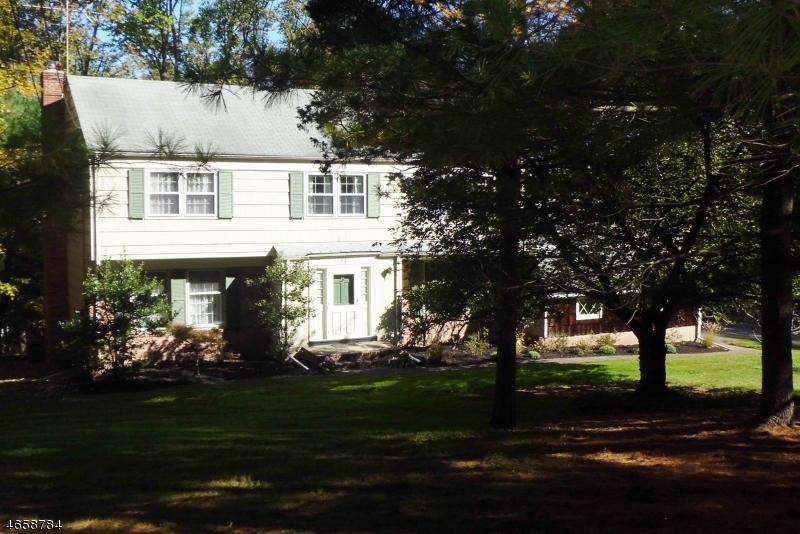独户住宅 为 销售 在 14 Dryden Road Pottersville, 07979 美国
