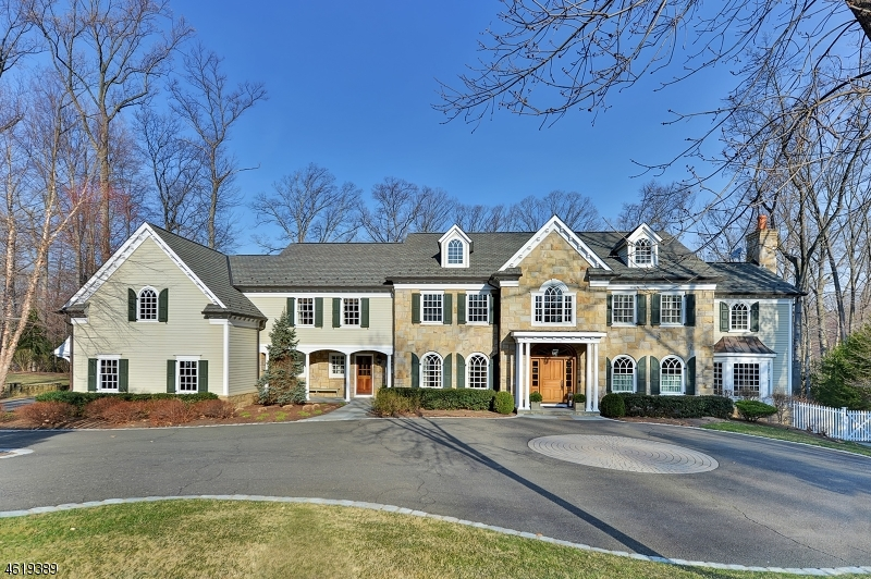 Single Family Home for Sale at 316 Sleepy Hollow Lane Franklin Lakes, 07417 United States
