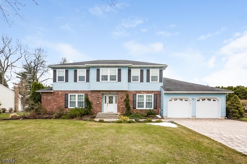 Частный односемейный дом для того Продажа на 7 RIVENDELL Road Succasunna, Нью-Джерси 07876 Соединенные Штаты