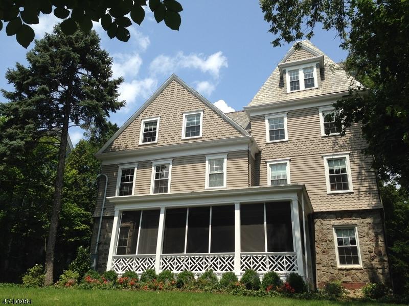 Maison unifamiliale pour l à louer à 15 Euclid Avenue Summit, New Jersey 07901 États-Unis