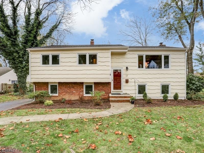 独户住宅 为 销售 在 27 Girard Avenue 查塔姆, 新泽西州 07928 美国
