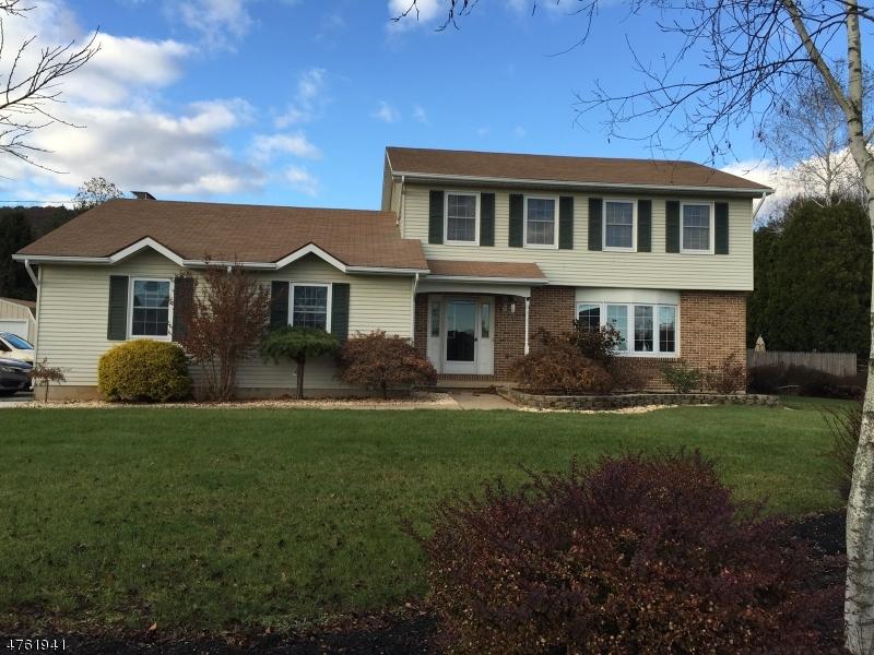 Частный односемейный дом для того Продажа на 41 Bowerstown Road Washington, Нью-Джерси 07882 Соединенные Штаты