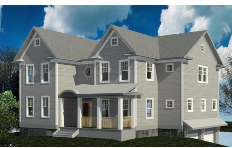 獨棟家庭住宅 為 出售 在 9 Orchard Road 9 Orchard Road Chatham, 新澤西州 07928 美國
