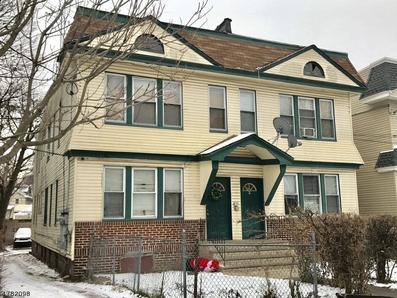 Multi-Family Home for Sale at 144-46 DURAND Place Irvington, New Jersey 07111 United States