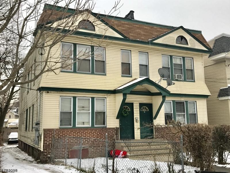多户住宅 为 销售 在 144-46 DURAND Place Irvington, 新泽西州 07111 美国