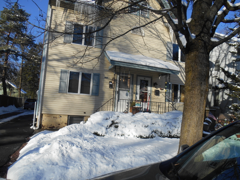 Single Family Home for Rent at 863-67 WESTFIELD Avenue Rahway, New Jersey 07065 United States