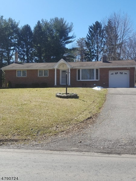 Single Family Home for Rent at 229 Myler Road Holland Township, New Jersey 08804 United States