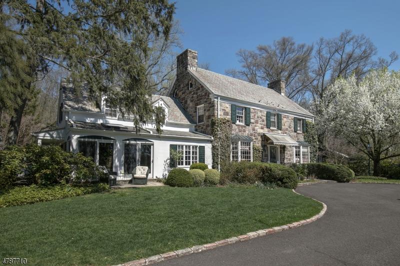 Tek Ailelik Ev için Satış at 20 Lake Road Far Hills, New Jersey 07931 Amerika Birleşik Devletleri