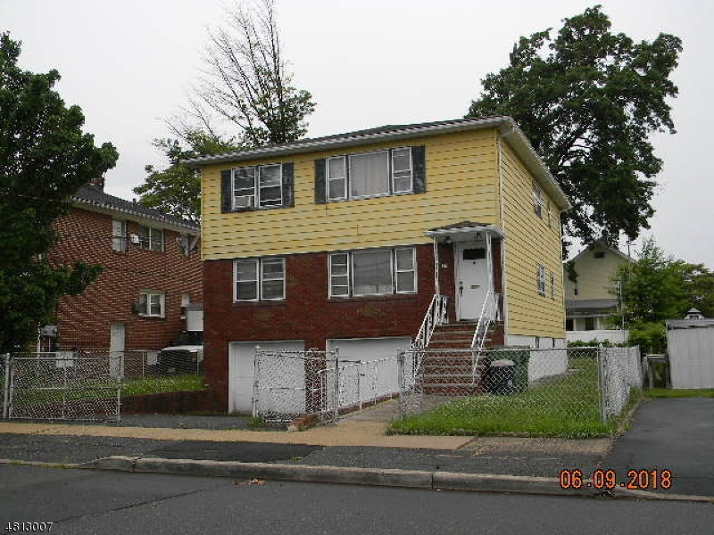 Multi-Family Home for Sale at Address Not Available Linden, New Jersey 07036 United States