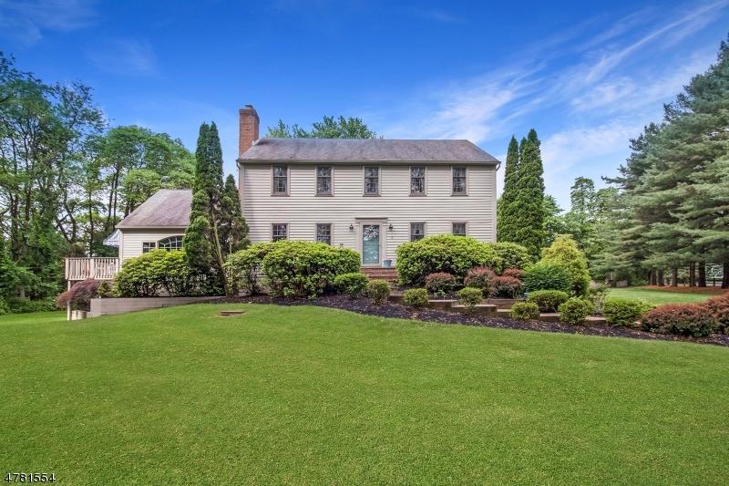 独户住宅 为 销售 在 31 Robin Court Hampton, 新泽西州 08827 美国