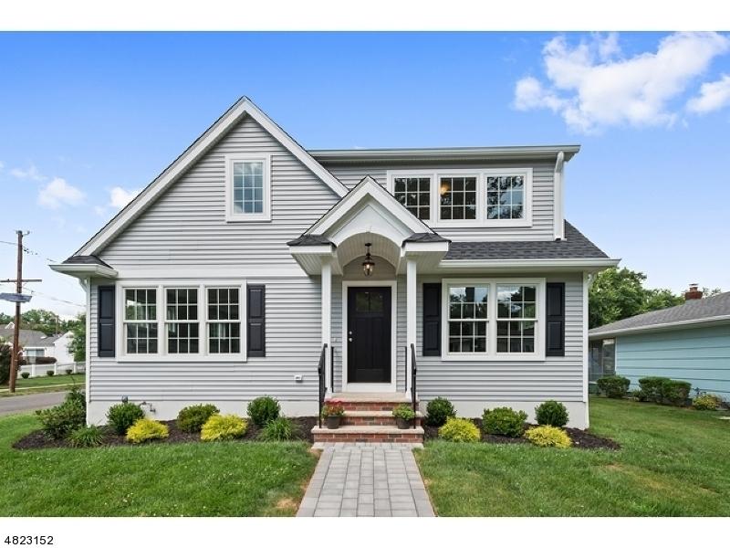 Casa Unifamiliar por un Venta en 31 Clark Street Cranford, Nueva Jersey 07016 Estados Unidos