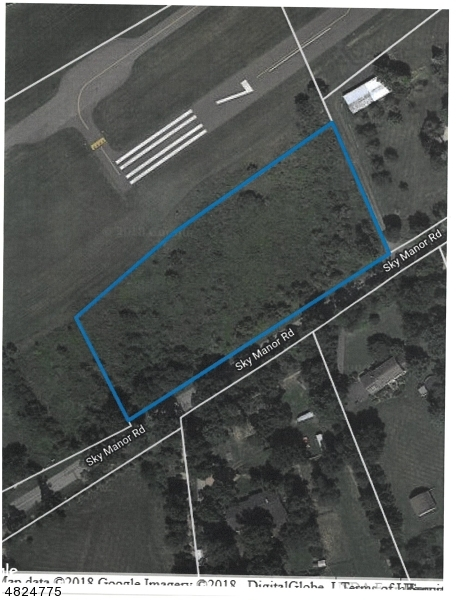 Land for Sale at 72 SKY MANOR Road Pittstown, New Jersey 08867 United States