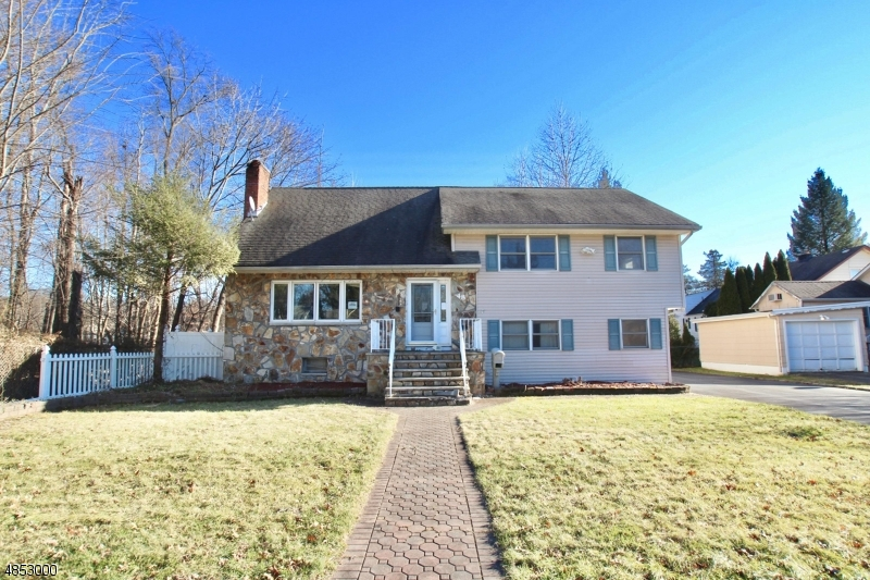 Single Family Home for Sale at 48 Dodd Road West Caldwell, New Jersey 07006 United States
