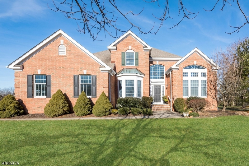 Single Family Home for Sale at 34 DERBY CHASE Court Montgomery, New Jersey 08502 United States