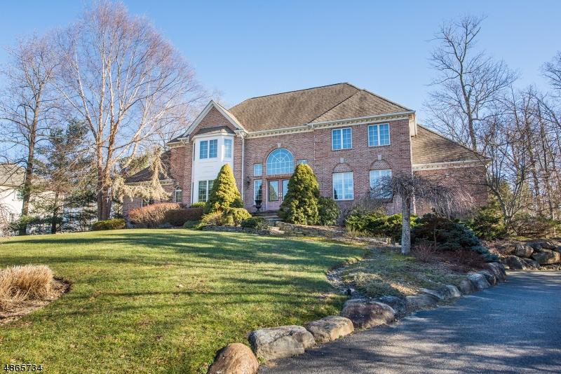 Maison unifamiliale pour l Vente à 17 HAMPSHIRE Road Mahwah, New Jersey 07430 États-Unis