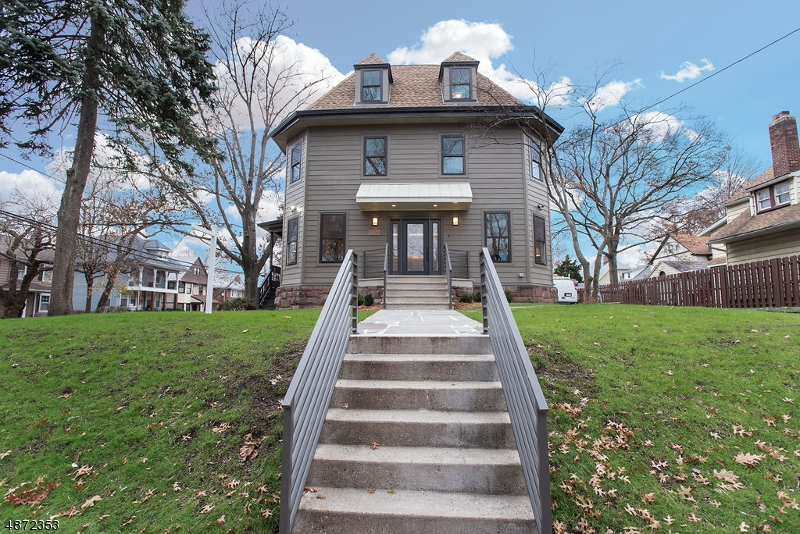Single Family Home for Sale at 303 MONTCLAIR Avenue Newark, New Jersey 07104 United States