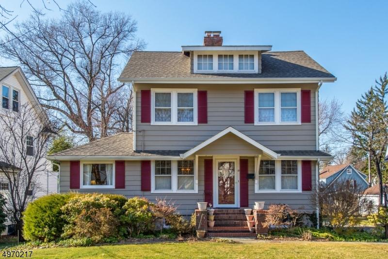Single Family Homes vì Bán tại Caldwell, New Jersey 07006 Hoa Kỳ