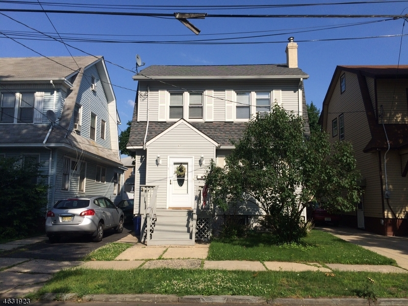 Single Family Home for Sale at 309-311 North 11th Street Newark, New Jersey 07107 United States