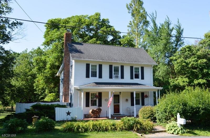 Maison unifamiliale pour l Vente à 313 Belvidere Avenue Oxford, New Jersey 07863 États-Unis