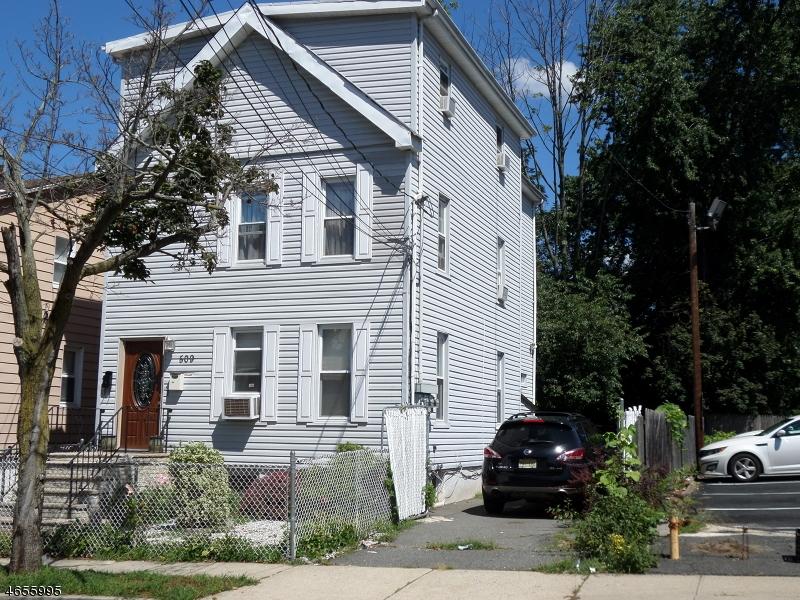 多户住宅 为 销售 在 509 Morris Street Orange, 07050 美国