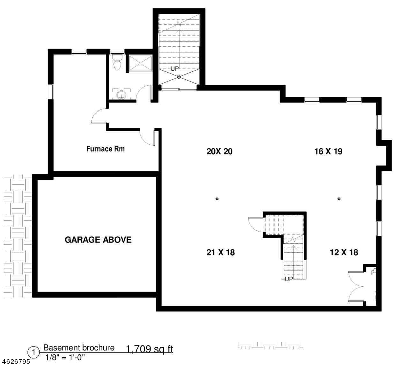 Additional photo for property listing at 15 Rutgers Court  韦斯特菲尔德, 新泽西州 07090 美国