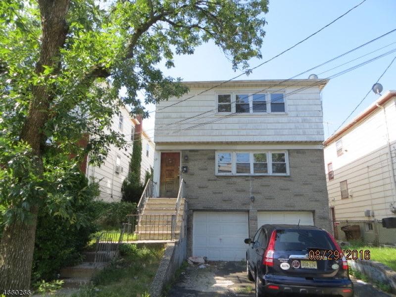 Многосемейный дом для того Продажа на 223 19th Avenue Irvington, Нью-Джерси 07111 Соединенные Штаты