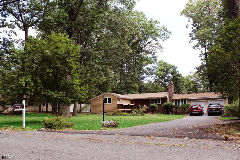Частный односемейный дом для того Аренда на 21 Moraine Road Morris Plains, 07950 Соединенные Штаты