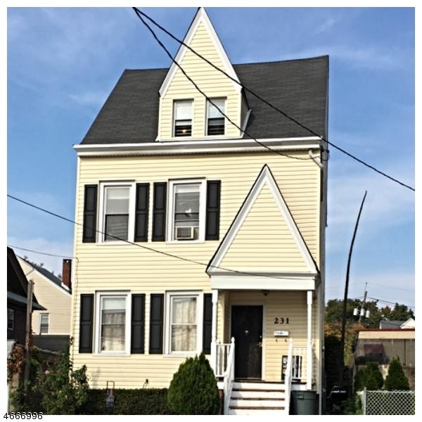 Частный односемейный дом для того Аренда на 231 N 7th Street Haledon, 07508 Соединенные Штаты