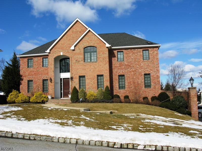 Частный односемейный дом для того Аренда на 4 Beacon Hill Road Florham Park, Нью-Джерси 07932 Соединенные Штаты