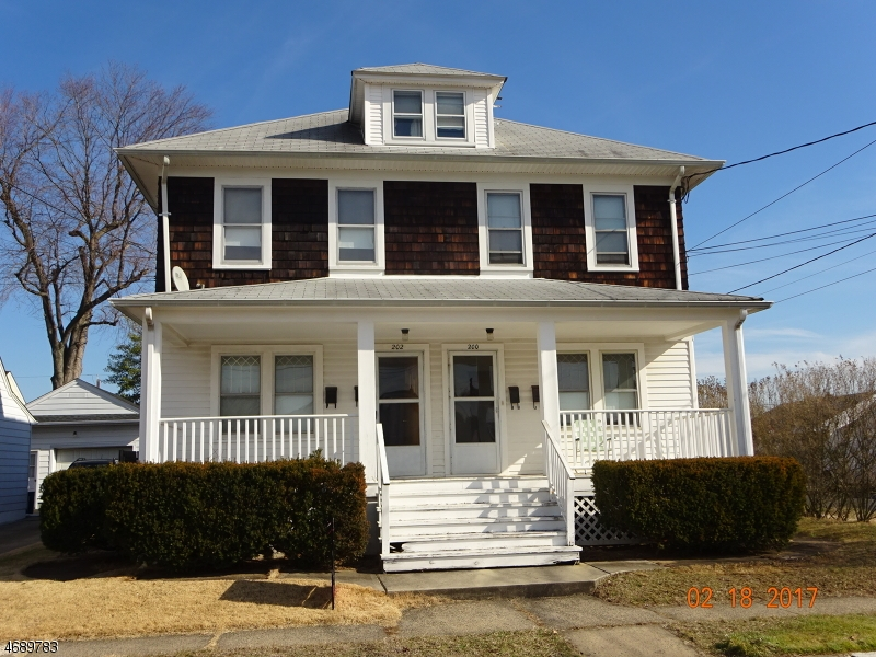Multi-Family Home for Sale at 200-202 N 7th Avenue Manville, New Jersey 08835 United States