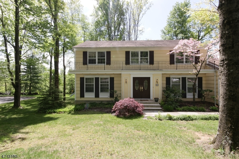 Single Family Home for Sale at 259 Gates Avenue Gillette, New Jersey 07933 United States