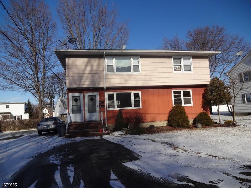 独户住宅 为 出租 在 26 Tolstoi Place 小瀑布市, 新泽西州 07424 美国