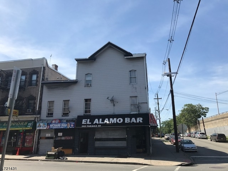 Commercial for Sale at 262 Passaic Street Passaic, 07055 United States