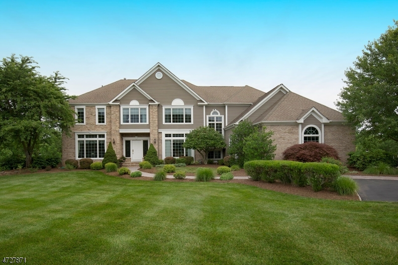 Single Family Home for Sale at 3 Pond View Court Readington, 08889 United States