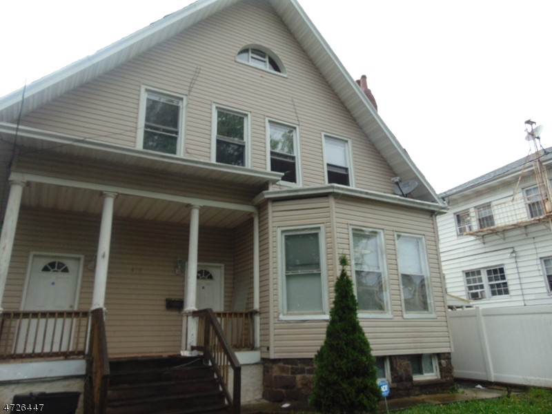 Single Family Home for Rent at 476-478 JEFFERSON Avenue Elizabeth, New Jersey 07201 United States