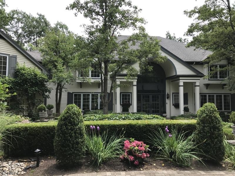 独户住宅 为 销售 在 10 CEDAR RIDGE Drive 切斯特, 07930 美国