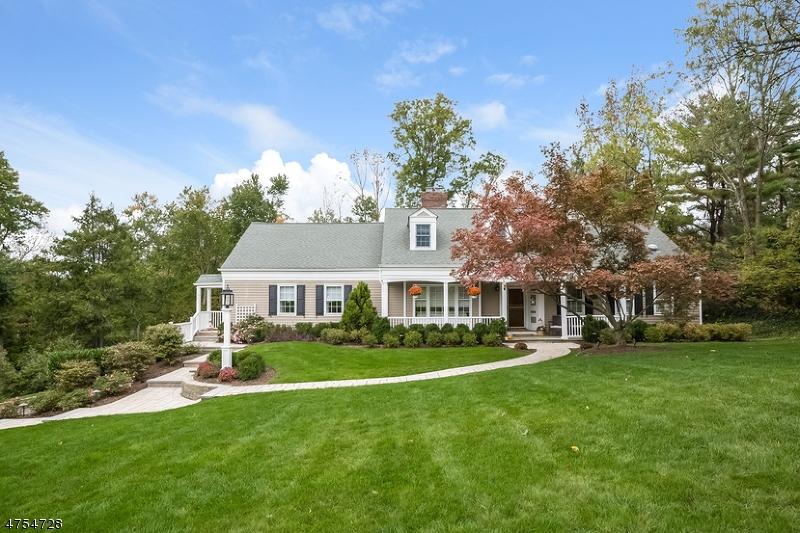 独户住宅 为 销售 在 16 Glenmere Drive 查塔姆, 新泽西州 07928 美国