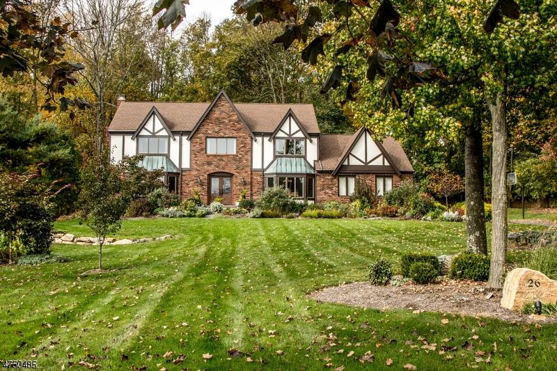 Maison unifamiliale pour l Vente à 26 Olde York Road Randolph, New Jersey 07869 États-Unis