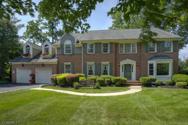 Eensgezinswoning voor Verkoop een t 5 Langford Drive Mendham, New Jersey 07945 Verenigde Staten