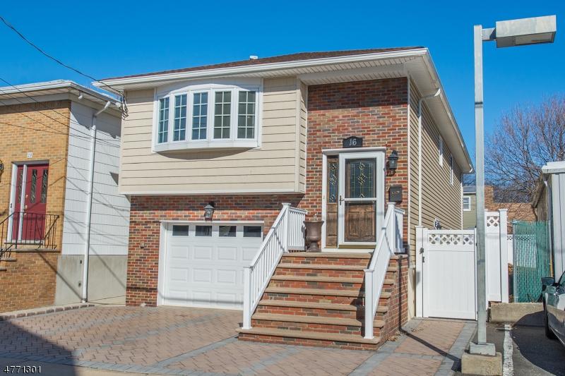 Casa Unifamiliar por un Venta en 16 Biltmore Street North Arlington, Nueva Jersey 07031 Estados Unidos