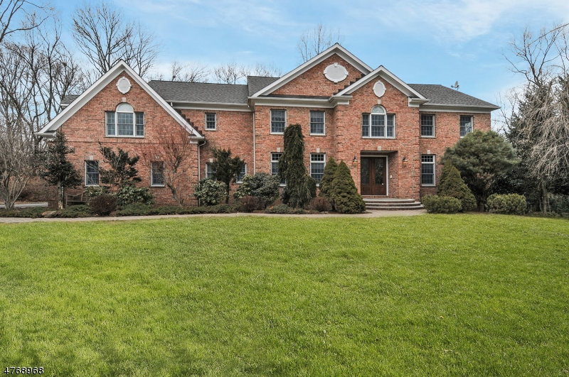 Single Family Home for Sale at 315 Warrenville Road Green Brook Township, New Jersey 08812 United States