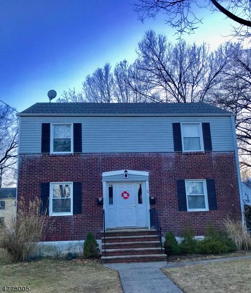 多户住宅 为 销售 在 3 PRESTON AVENUE 克兰弗德, 新泽西州 07016 美国