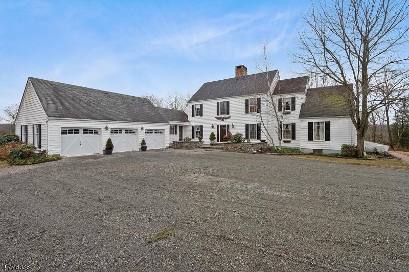 Casa Unifamiliar por un Venta en 18 Rainbow Hill Road East Amwell, Nueva Jersey 08822 Estados Unidos