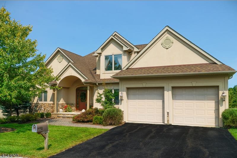 Частный односемейный дом для того Продажа на 16 Wentworth Court Hardyston, Нью-Джерси 07419 Соединенные Штаты
